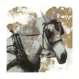 Driving Horses II Posters by Naomi McCavitt