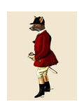 Fox Hunter 1 Posters by  Fab Funky