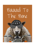Baaad to the Bone Prints by  Fab Funky