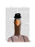 Clockwork Orange Goose Posters par  Fab Funky