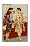 Vintage Couture VII Print by  Unknown