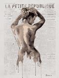 Composure II Giclee Print by Deborah Pearce