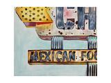 Vintage Signs IV Art by  Redstreake