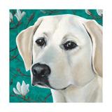 Dlynn's Dogs - Magnolia Posters by Dlynn Roll