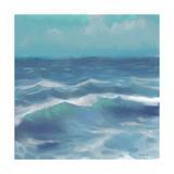Ocean Waves II Prints by Rick Novak