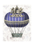 Baroque Balloon with Temple Prints by  Fab Funky