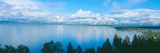 South Lake Tahoe in Winter, California Photographic Print by Panoramic Images