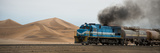 Dunes and Train, Walvis Bay, Namibia Photographic Print by Panoramic Images