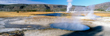 Firehole River in Yellowstone National Park, Wyoming, Usa Photographic Print by Panoramic Images