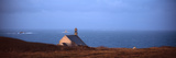 Chapel on the Coast, La Chapelle De Saint They, Pointe Du Raz, Finistere, Brittany, France Photographic Print by Panoramic Images