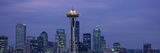 Seattle, Washington Skyline Photographic Print by Panoramic Images