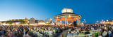 A Crowd of People Enjoy an Outdoor Friday Night Concert at Rehoboth Beach Reproduction photographique par Greg Dale