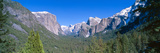 El Capitan and Half Dome in Yosemite, California Photographic Print by Panoramic Images