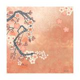 Tokyo Cherry I Print by Evelia Designs