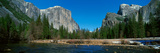 El Capitan Mountain and the Merced River, Yosemite National Park, California Photographic Print by Panoramic Images