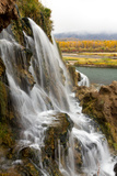 Fall Creek Falls, Along the South Fork of the Snake River Photographic Print by Greg Winston