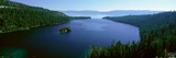 Springtime at Emerald Bay, Lake Tahoe, Ca Photographic Print by Panoramic Images