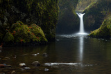 Punchbowl Falls in the Columbia River Gorge National Scenic Area Photographic Print by Greg Winston