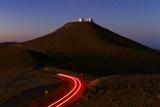 The Cerro Paranal Observatory Sits on a Peak in the Atacama Desert Photographic Print by Babak Tafreshi