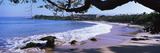 Surf on the Beach, Mauna Kea, Hawaii, Usa Photographic PrintPanoramic Images
