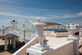Resort at Riviera Beach, Sochi, Black Sea Coast, Krasnodar Krai, Russia Photographic Print by Green Light Collection