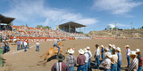 75th Ellensburg Rodeo, Labor Day, Ellensburg, Washington Photographic Print by Panoramic Images