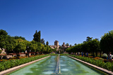 The Gardens of the Alcazar De Los Reyes Cristianos Photographic Print by Green Light Collection