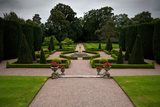 The Formal Gardens in Hillsborough Castle Photographic Print by Green Light Collection