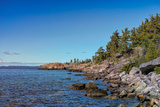 Rugged North Shore of Lake Superior, Ontario, Canada Photographic Print by Green Light Collection