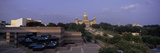 Panoramic View of Iowa State Capitol in Des Moines Iowa at Dusk Photographic Print by Panoramic Images