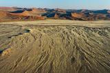 View of a Desert, Sossusvlei, Namib Desert, Namib-Naukluft National Park, Namibia Photographic Print by Green Light Collection