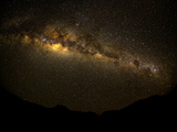 Milky Way, Etosha National Park, Namibia Photographic Print by Green Light Collection