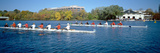 Head of the Charles Rowing Festival, Cambridge/Boston, Massachusetts Photographic Print by Panoramic Images