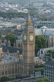 Big Ben and the Houses of Parliament in London, England Photographic Print by Jeff Mauritzen