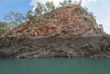 Water Level of Talbot Bay in Western Australia Photographic Print by Jeff Mauritzen