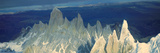 Panoramic Aerial View at 3400 Meters of Mount Fitzroy Photographic Print by Panoramic Images