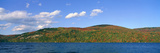 Crystal Lake in Autumn, Vermont Photographic Print by Panoramic Images