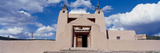 Church of San Jose De Garcia, Las Trampas, New Mexico Photographic Print by Panoramic Images