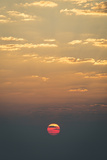 Sunrise over the Indian Ocean Photographic Print by Jeff Mauritzen