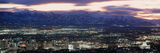 Salt Lake City,Utah Skyline at Night Photographic Print by Panoramic Images