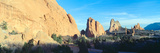 Garden of the Gods, Colorado Springs, Colorado Photographic Print by Panoramic Images