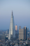 The Shard Building in London, England Photographic Print by Jeff Mauritzen