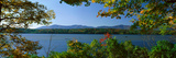 Hudson River in Autumn, Rhinebeck, New York Photographic Print by Panoramic Images