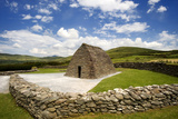 Gallarus Oratory in Dingle, County Kerry Photographic Print by Chris Hill
