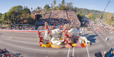 109th Tournament of Roses Parade, Pasadena, California Photographic Print by Panoramic Images