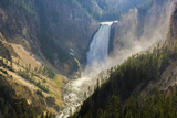 Scenic View of Yellowstone Falls Photographic Print by Stacy Gold