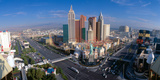 New York New York Casino, Las Vegas, Nevada Photographic Print by Panoramic Images