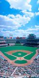 Baseball Stadium, Texas Rangers V. Baltimore Orioles, Dallas, Texas Photographic Print by Panoramic Images