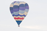 View of a Hot Air Balloon at the White Sands Invitational Balloon Festival Photographic Print by Derek Von Briesen