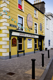 John J. O'Grady Pub in Westport Photographic Print by Tim Thompson